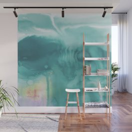 A Tranquil Dream No.1t by Kathy Morton Stanion Wall Mural
