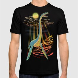 Loch Ness Plesiosaur  T-shirt
