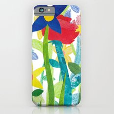 Wild Flowers iPhone 6s Slim Case