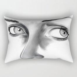 Thoughtful Rectangular Pillow