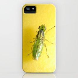 Alien Fly (iPhone skin) iPhone Case