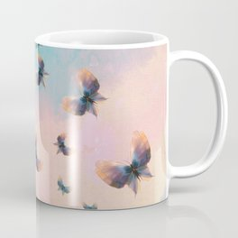 Happiness is a butterfly Coffee Mug
