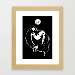"""""""I Remember you"""" (Simon and Marcy) Framed Art Print"""
