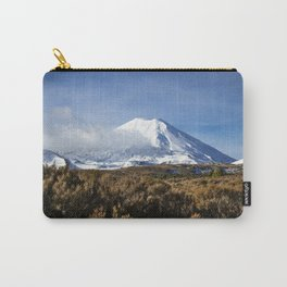 Mt Ngauruhoe Carry-All Pouch