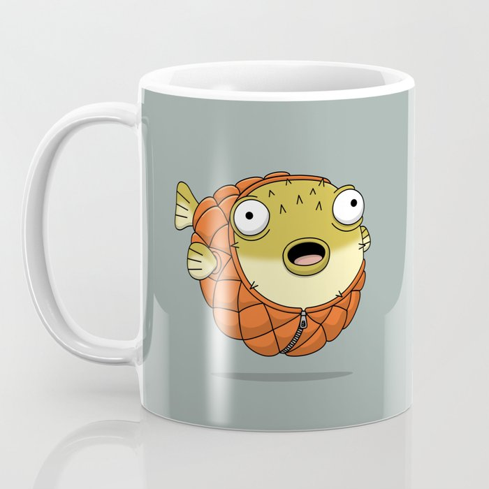 Puffer fish Coffee Mug