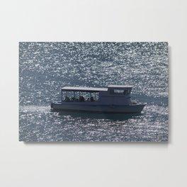 Bahamas Cruise Series 117 Metal Print