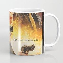 Threat Level Midnight Coffee Mug