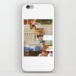 BTS LOVE YOURSELF HER - L O V E iPhone Skin
