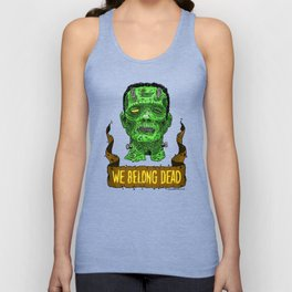 We Belong Dead Unisex Tank Top