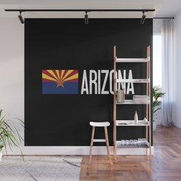 Arizona: Arizonan Flag & Arizona Wall Mural