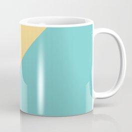 Minimalistic two color pattern Coffee Mug
