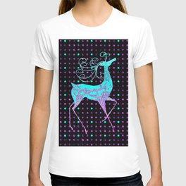 Deer REINDEER BLUE T-shirt