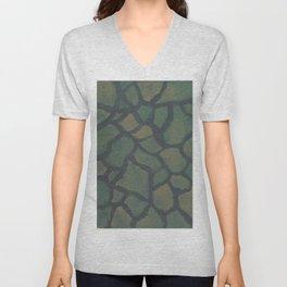 Turtle Leaf Unisex V-Neck