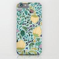 Flower Pattern iPhone 6s Slim Case