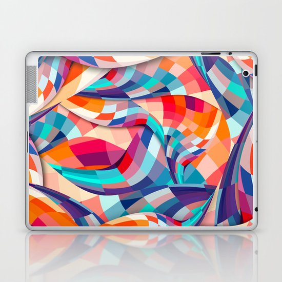 Versicolor Laptop & iPad Skin