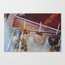 candy treats Canvas Print