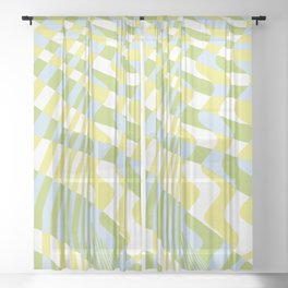 different streams. 2020 Sheer Curtain