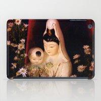 budi satria kwan iPad Cases featuring Quan Yin/ Kwan Yin by Bella Mahri-PhotoArt By Tina