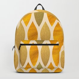 Golden Scales Backpack