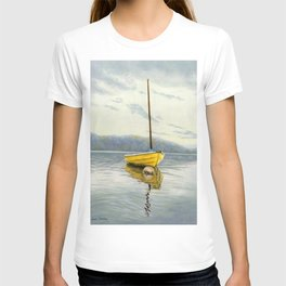 The Yellow Sailboat T-shirt
