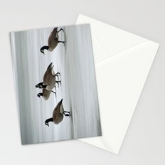 Graceful Geese Stationery Cards