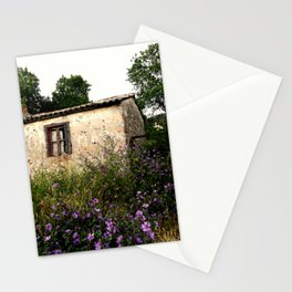 Cottage Stationery Cards