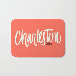 Charleston, SC Bath Mat
