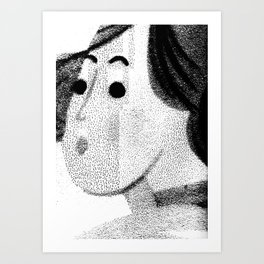 Four Accidents Art Print