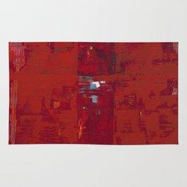 Red Solomon Rug