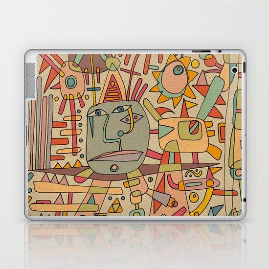 - schematic - Laptop & iPad Skin