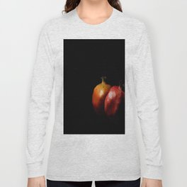 Autumn Pomegranate Long Sleeve T-shirt