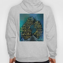 The wait was worth it. A Court of Wings and Ruin (ACOWAR). Hoody