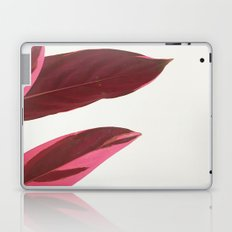 Red Leaves I Laptop & iPad Skin