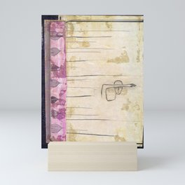 Hide Inside Mini Art Print