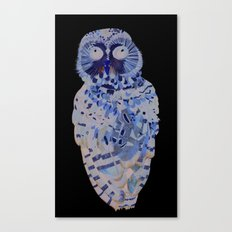 Northern Spotted Owl. Canvas Print