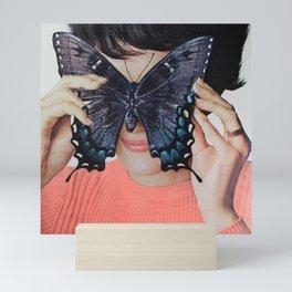 Morpho Butterfly Mini Art Print