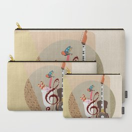 Music Theory Carry-All Pouch