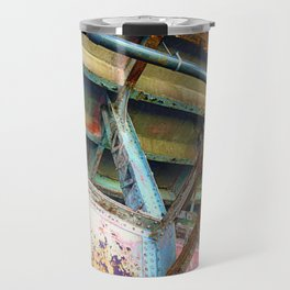 Beams and Girders - Charles River Overpass Travel Mug
