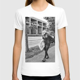Walking T-shirt