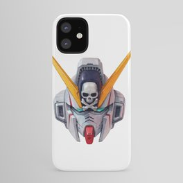 Crossbone watercolor  iPhone Case