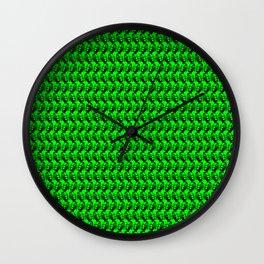 Grenade Wall Clock