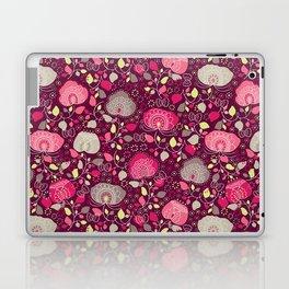 Fancy Floral Laptop & iPad Skin
