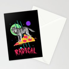 So Radical Stationery Cards