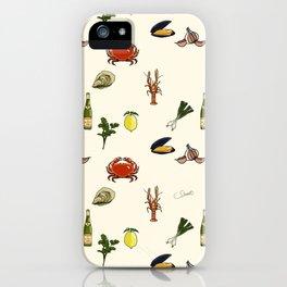 Summer kitchen iPhone Case
