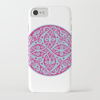 persian iPhone & iPod Cases featuring Persian circle by Osgarr