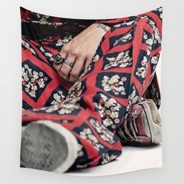 Harry Styles - another man Wall Tapestry