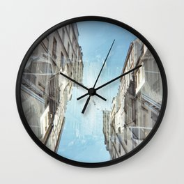 Paris 15 Wall Clock