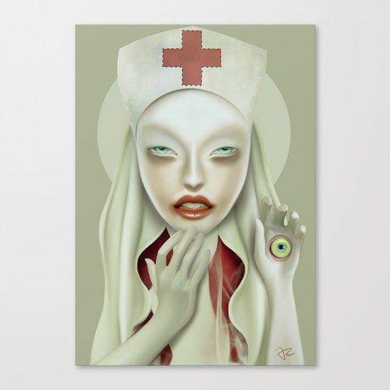 The Treatment Canvas Print