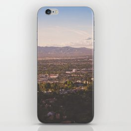 Mulholland Drive iPhone Skin