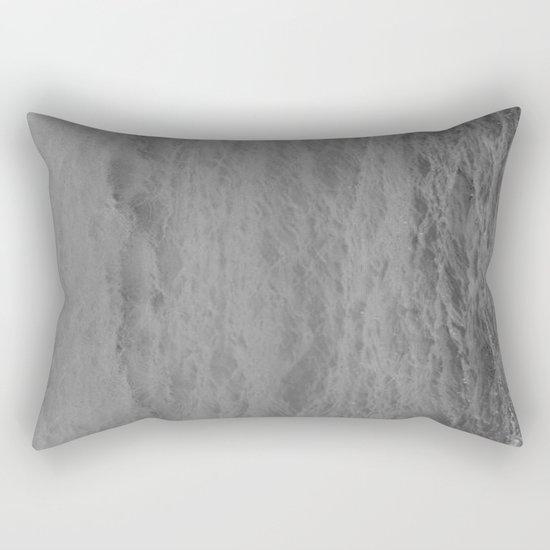 WATER LIKE MARBLE. Rectangular Pillow